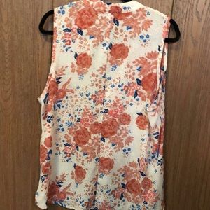 Rue21 Tops - Rue 21 floral top